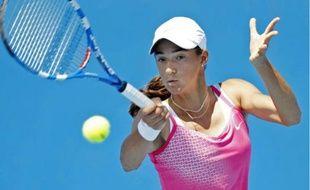 Caroline Garcia dispute cette semaine le tournoi de Pelham (Etats-Unis).