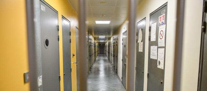 Le suspect de 27 ans a été placé en détention provisoire. Illustration.