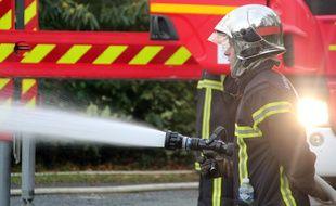 Les pompiers d'Ille-et-Vilaine et du Morbihan sont intervenus vers 4 heures du matin (illustration)