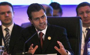 Le président mexicain Enrique Peña Nieto a promulgué vendredi la réforme constitutionnelle qui met fin à 75 ans de monopole de l'Etat sur les ressources énergétiques.