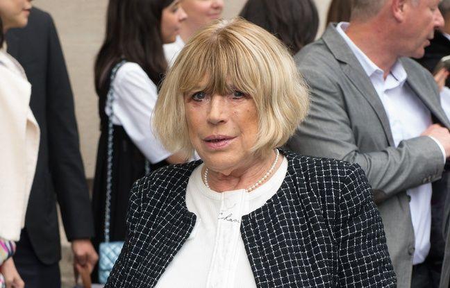 Coronavirus: La chanteuse Marianne Faithfull hospitalisée après avoir été testée positive au Covid-19