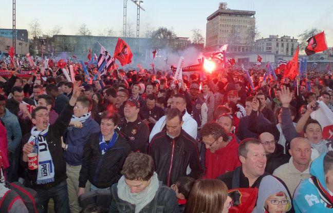 Rennes: A défaut de Stade de France, les supporters pourront vibrer sur l'esplanade