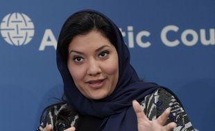 La princesse Rima bint Bandar est une militante des droits humains en première ligne des efforts menés par Riyad pour embellir l'image du royaume à l'étranger.