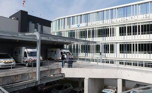 Après s'être échappé de l'hôpital de Saint-Denis, l'homme a été conduit à l'hôpital Henri-Mondor, Créteil, suite à sa chute de trois étages. - Illustration.
