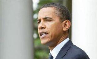 Barack Obamaà Washington, le 2 juillet.