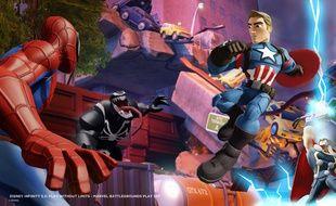 Disney Infinity Battlegrounds : un nouveau mode de jeu épique !
