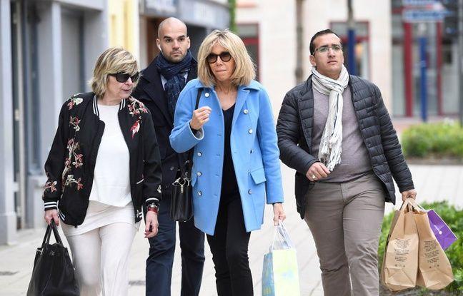 VIDEO. Elysée: «Mimi Marchand est la gardienne de l'image du couple Macron»