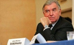Le professeur de médecine, Jean Michel Dubernard, le 25 janvier 2007.