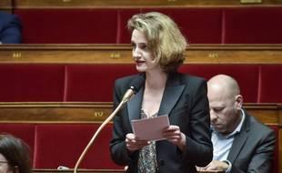La députée Céline Calvez.