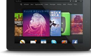 Contrairement à de nombreuses autres tablettes, la Fire HD 7 d'Amazon résiste aux chocs.