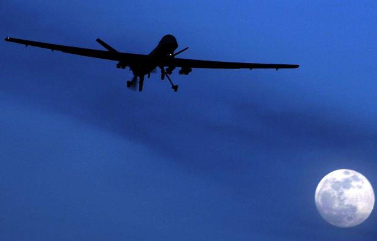 Un drone «Predator» de l'armée américaine. – K.WIGGLEWORTH/AP/SIPA