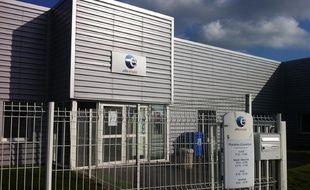 L'agence Pôle emploi de Lisieux (Calvados).