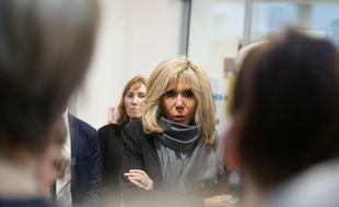 Brigitte Macron recevra Sarah Abitbol