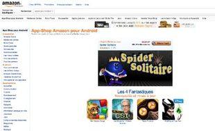 On peut télécharger jusqu'à 150 euros d'application gratuitement ce week-end sur l'Amazon App Shop.