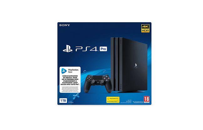 Sony PlayStation 4 Pro.