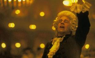 Image tirée d'«Amadeus» de Milos Forman