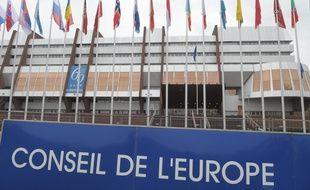 Les faits se sont produits dans la partie destinée au lobbying du Conseil de l'Europe. Archives
