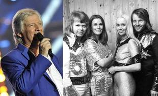 Patrick Sébastien et ABBA.