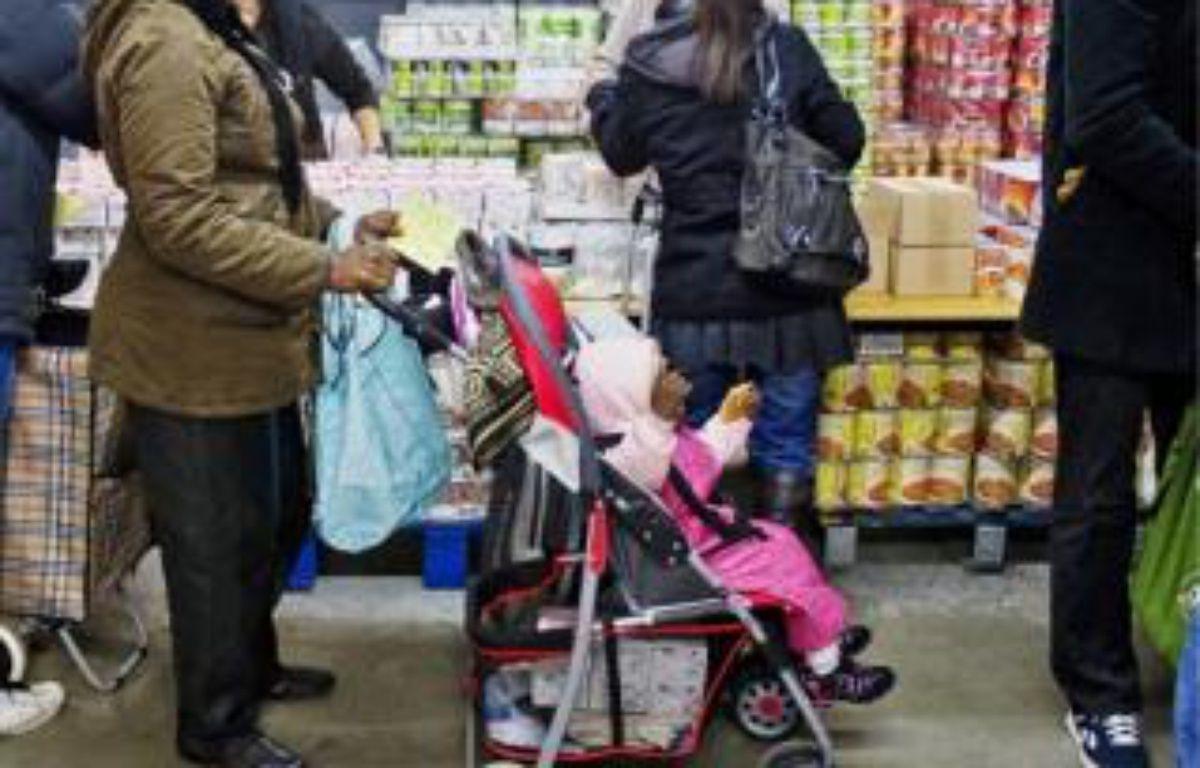 Dans la région, plus d'une mère isolée sur trois est pauvre. –  S.ORTOLA / 20 MINUTES