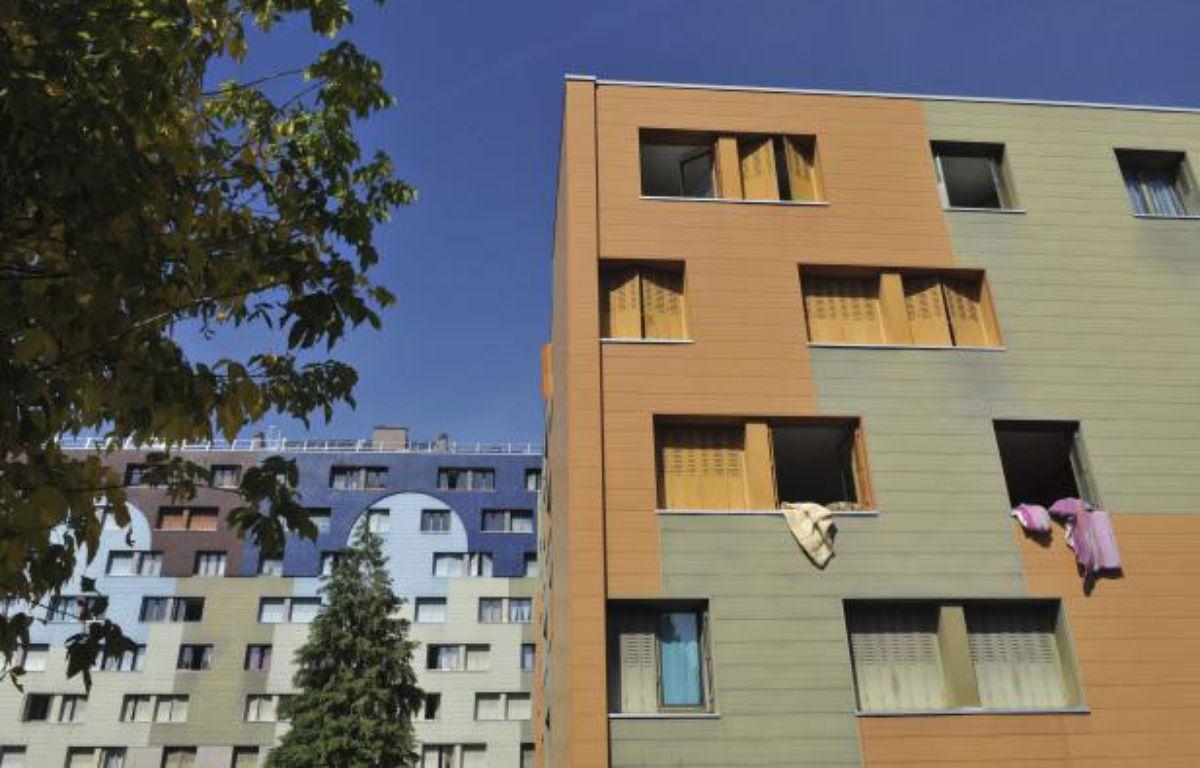 L'immeuble de la famille de Fiona disparue le 12mai 2013, à Clermont-Ferrand – THIERRY ZOCCOLAN