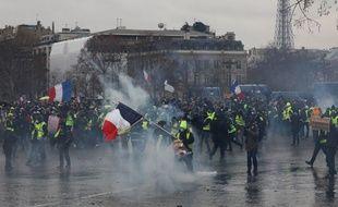 Environ 84.000 personnes ont manifesté samedi en France dans le cadre de l'acte 9 des