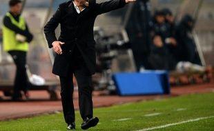 L'entraîneur portugais Sergio Conceiçao.