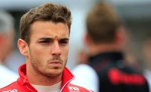 Jules Bianchi, le 22 mai 2014 à Monte Carlo.