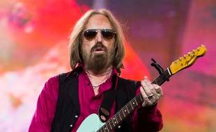 L'artiste aujourd'hui décédé Tom Petty