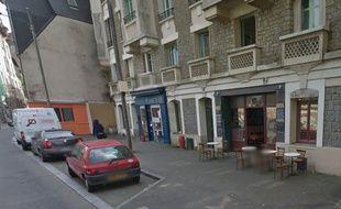 Le 7 rue Saint-Louis à Rennes.