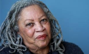 La romancière Toni Morrison en 2012