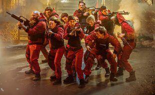 Le gang de « La Casa de Papel » revient pour une dernière saison en deux salves d'épisodes