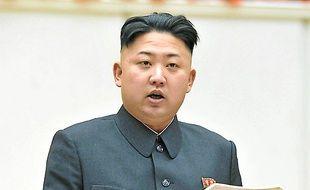 Kim Jong-un, le leader nord-coréen.