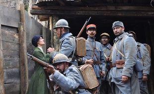 Les Amoureux de Verdun, nouvelle attraction du Puy du fou.