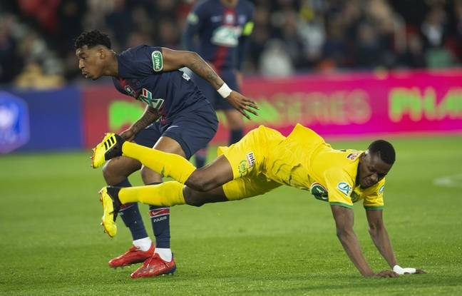 EN DIRECT. Les Parisiens vont-ils être sacrés champions de France à la Beaujoire? Venez suivre en live FCN-PSG à partir de 18 h 50...