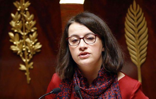Cécile Duflot, le 5 février 2016 à l'Assemblée nationale.