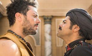 Kev Adams et Jamel Debbouze prêts à venir aux mains dans le film «Alad'2»