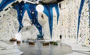 La toute nouvelle salle d'escalade Climb Up à Bordeaux - Mérignac.