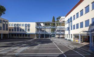 Le collège Henri Matisse à Nice (illustration).