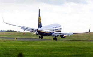 Une grève de pilotes de Ryanair bloquée en Irlande mais autorisée au Royaume-Uni jeudi et vendredi.