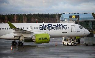 L'appareil a atterri mercredi matin à l'aéroport de Bordeaux Mérignac.