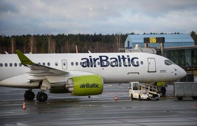 Airbus A220: La défaillance d'un moteur en vol contraint Air Baltic à dérouter son appareil sur Bordeaux