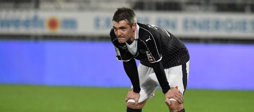 Jérémy Toulalan était le capitaine des Girondins de Bordeaux avant son départ.