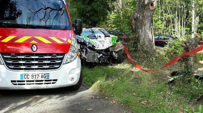 dordogne: un pilote se tue lors du 22è rallye de sarlat