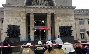 La gare de Volgograd, en Russie, a été le théâtre d'un attentat meurtrier le 29 décembre 2013.