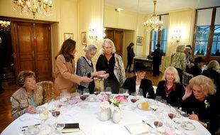 Le jury du prix Femina 2011.