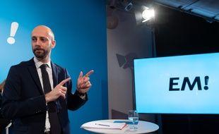 Stanislas Guerini, le patron de LREM, le 24 janvier 2019.