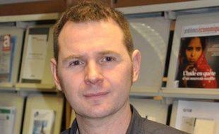 Portrait de Christophe Blot, analyste à l'OFCE.