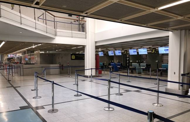 Coronavirus en Loire-Atlantique: L'aéroport de Nantes fermé à partir de lundi