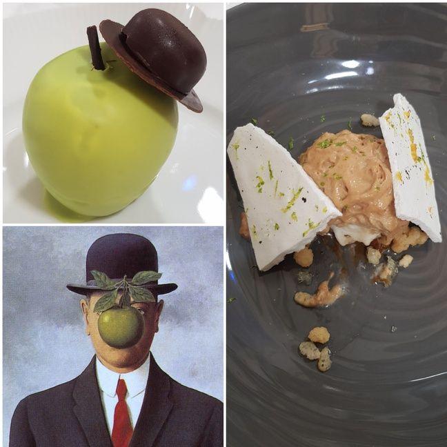 Les desserts de la finale Top Chef