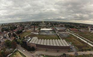 «Vestiaire collective»  va prendre ses quartiers dans la zone de l'Union, à Tourcoing.